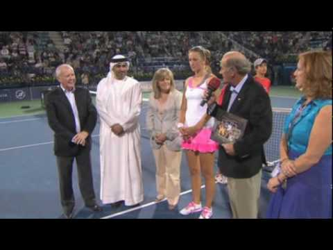10 Years of Tennis in Dubai