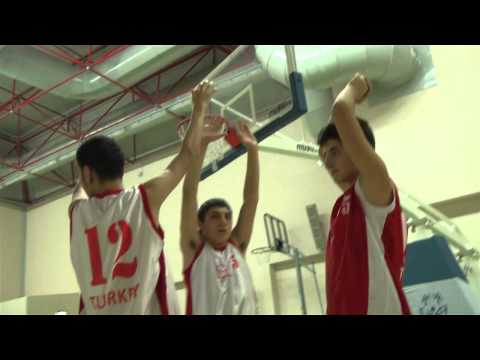NBA Cares Special Olympics Unified Sports Basketball Game