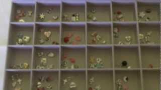 Origami Owl 10 Person Locket Kit Unboxing - Custom Lockets &amp; Charms