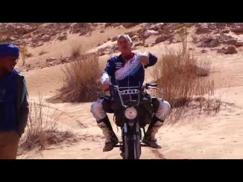 Motociclismo FUORIstrada aprile 2014: viaggio in Tunisia