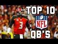 Top 10 NFL Quarterbacks Prediction For The 2017-2018 NFL Season