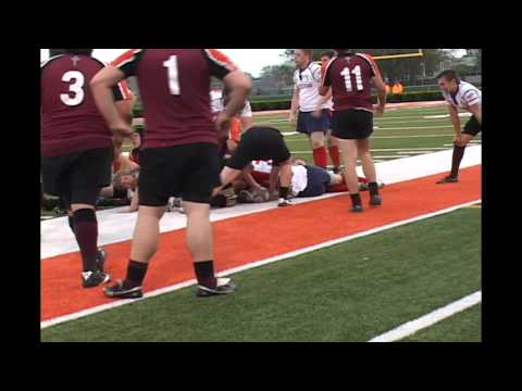 Brother Rice Rugby Last Second Try
