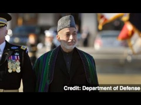 Karzai Bans US Special Forces from Key Afghan Province