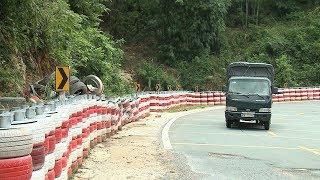Tường lốp, giải pháp giảm thiệt hại do tai nạn giao thông