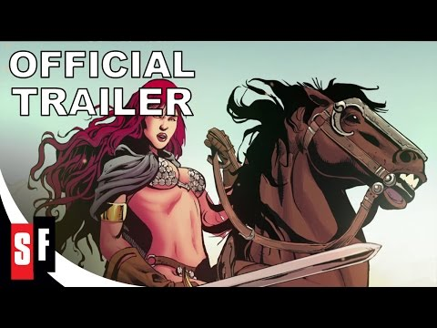 Red Sonja: Queen Of Plagues - Official Trailer (HD)
