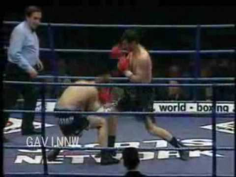 Every knockout, knockdown or stoppage i could find is in this video of probably the best ever British boxer.