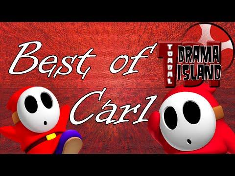 Best of Carl - Toadal Drama Island Returns