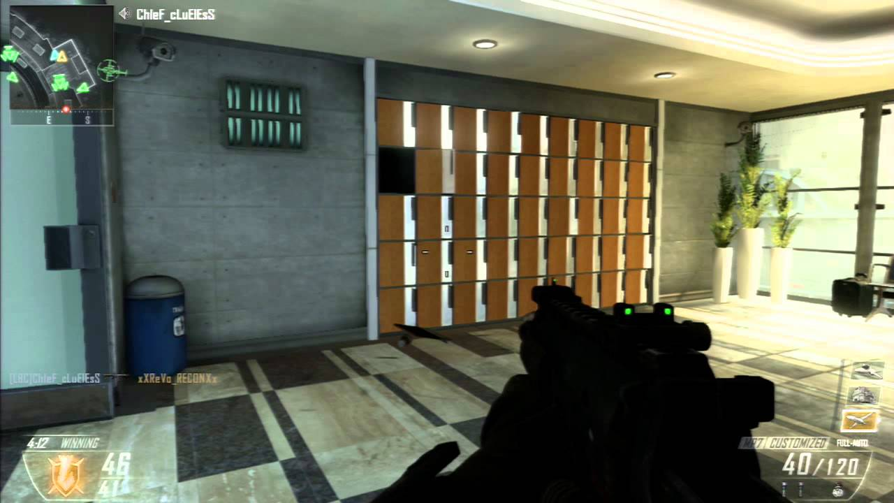 Call of Duty Black Ops 2 Gameplay Multiplayer Call of Duty Black Ops 2