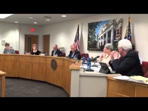 7 APR 2015 BOARD OF COMMISSIONERS 7 PM MEETING – PART 1