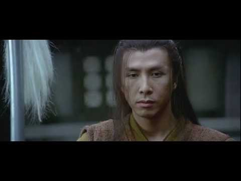 [1080p] Hero (2004) Jet Li Vs. Donnie Yen - Chess Courtyard Fight video