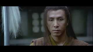 [1080p] Hero (2004) Jet Li vs. Donnie Yen - Chess Courtyard fight