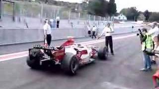 Incredible Retro F1 Sound! Testing F1 Cars At Spa-Francorchamps (2007). Check That Sound!