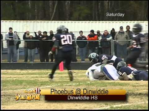Football:  Phoebus vs. Dinwiddie