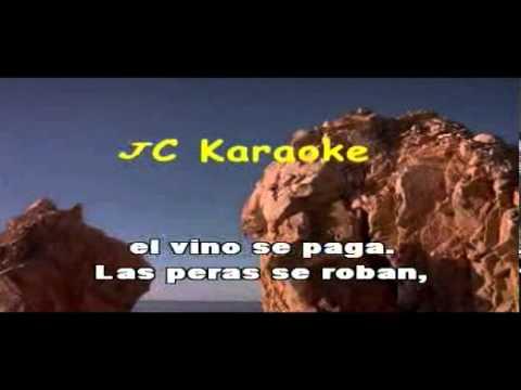NICOLA DI BARI - POR  EJEMPLO  (karaoke)