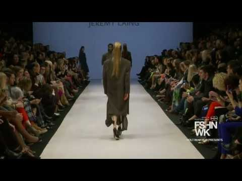 HOLT RENFREW PRESENTS - WORLD MASTERCARD FASHION WEEK FALL 2012 COLLECTIONS
