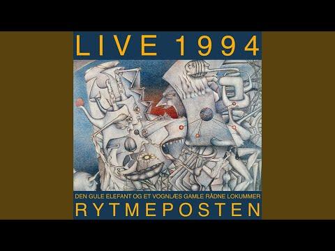 Den gule elefant (Live rytmeposten 1994)