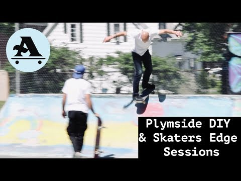 Plymside DIY & Skaters Edge Sessions