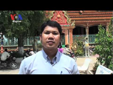 Some Hope for Change, as Cambodians Vote for Local Leaders