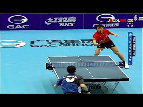 2015 Kuwait Open QF: ZHANG Jike - FREITAS Marcos [HD] [Full Match/Chinese]