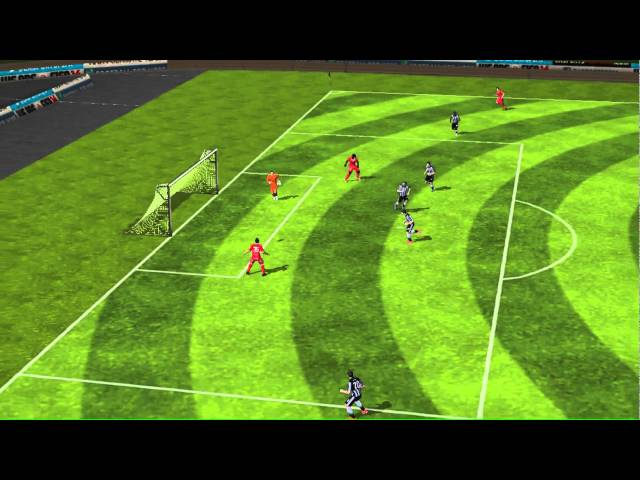 FIFA 14 iPhone/iPad - oweetube13795 vs. PAOK