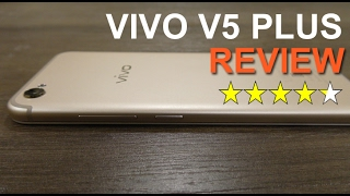 Vivo V5 Plus review, unboxing, benchmark, camera, gaming battery