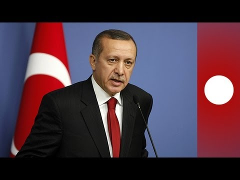 Turkey's Erdogan rejects 'dictator' accusation