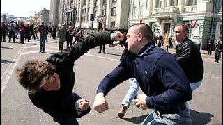 Лучший спорт для уличной драки
