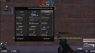 Playing Zombie Hero Mode | Counter-Strike Nexon: Zombies (CSO)