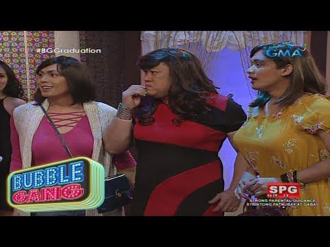 Bubble Gang: Yummy, the ultimate TOTGAY