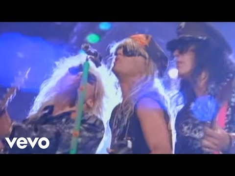 Poison - Fallen Angel video