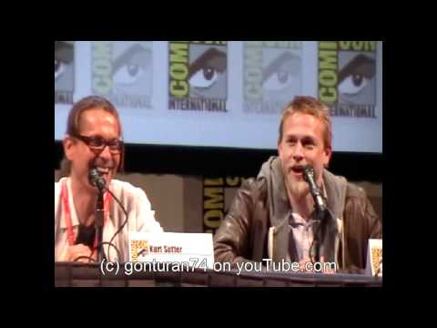 Sons of Anarchy SDCC Entire Panel 2011