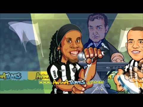 O Galo fez sua estreia na Libertadores 2013 e em um jogo empolgante, bateu o São Paulo por 2 X 1. O Ronaldinho arrebentou. Veja a ANIMA! Inscreva-se no nosso canal para receber novos vídeos:...