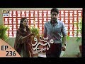 Mein Mehru Hoon Ep 236 - 15th August 2017 - ARY Digital Drama