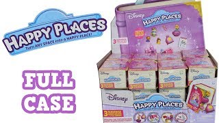 Disney Happy Places Season 2 Blind Box Full Case Unboxing Blind Bag Opening Entire Case