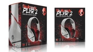 Skullcandy PLYR 2 Gaming Headset Unboxing