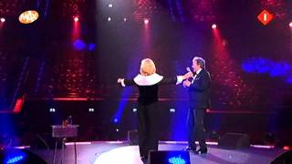 Lee Towers & Anita Meyer - Run to me - One night only 12-11-11 HD