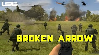 Project Reality - Broken Arrow Jungle Ambush , Vietnam