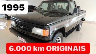 D20 Custom S 1995  6.000 km    REGINALDO DE CAMPINAS
