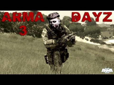 ArmA 3 - Zoombies Mod (DayZ) Live Commentary (Night-time)