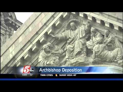 Archbishop to Testify in Clergy Abuse Lawsuit