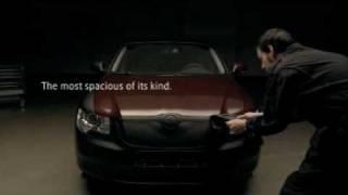 Justin Pate - Skoda Commercial