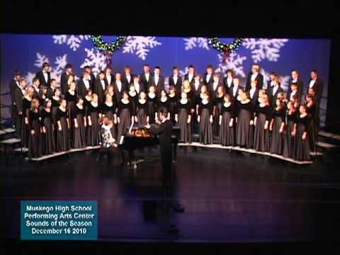 2010 MHS Choir Sounds of the Season -Joy to the World