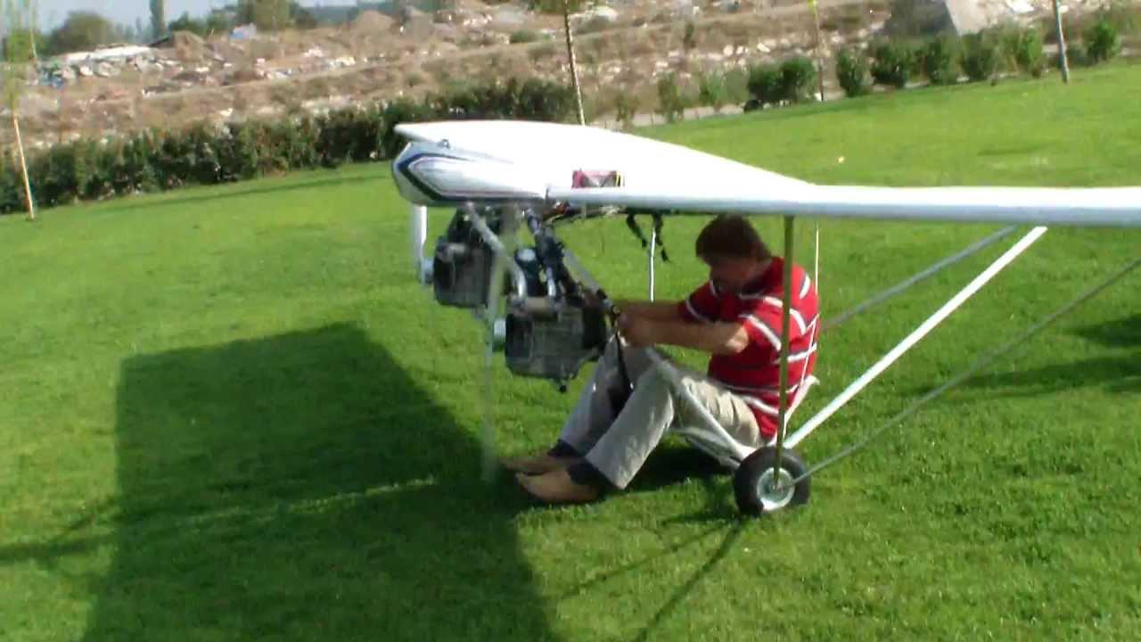 Ultralight Aircraft Ev Yapimi Ok Hafif U Ak T Rk Ye