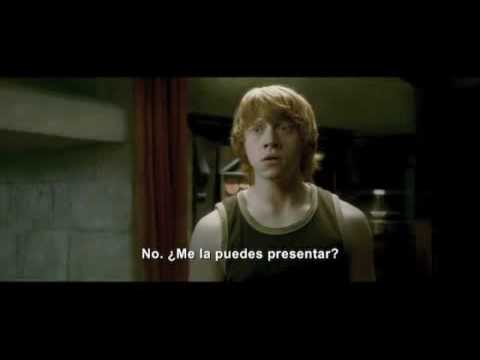 Harry Potter Y El Misterio Del Principe Trailer HQ (High Quality) spanish español