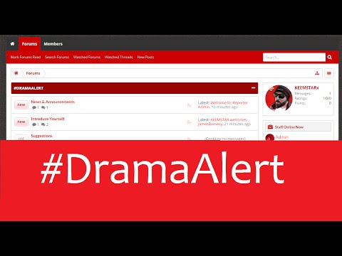 iReporter #DramaAlert