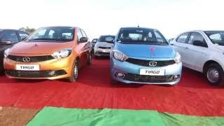TIAGO GRAND DELIVERY CEREMONY - KVR DREAM VEHICLES, KANNUR