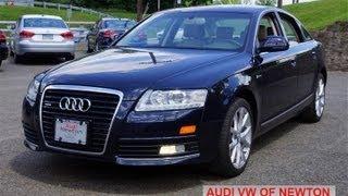 2010 Audi A6 3.0T Premium Plus Review