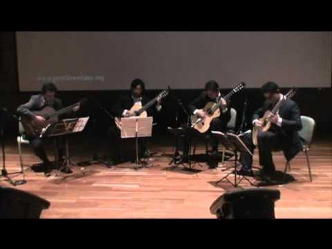 Cuarteto Gentil Montaña - Michel - Homenaje Gentil Montaña