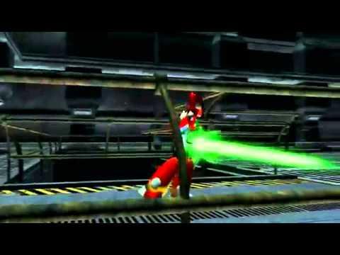 Game | phim hoat hinh 3D megaman x8 | phim hoat hinh 3D megaman x8