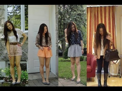 Back To School Series: Week #4 OOTDs 